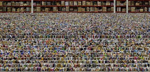 Le supermarché critique des images au Jeu de Paume... en février 2020
