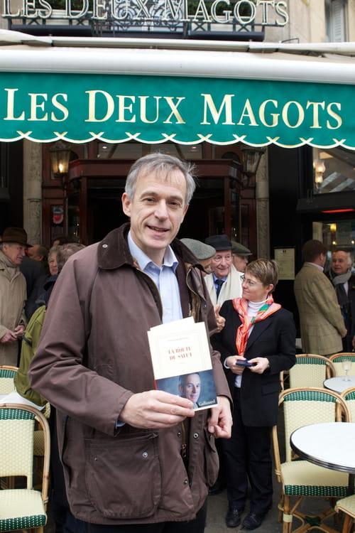 Etienne de Montéty, Prix des Deux magots 2014 pour La Route du Salut