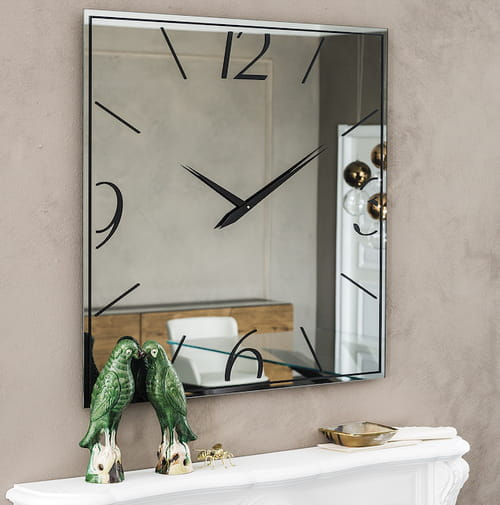 Orologi da parete moderni di design vintage o shabby for Orologi da parete vintage