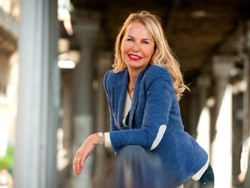Interview. Ariane Bois: «L'écriture et la vie vont de pair»