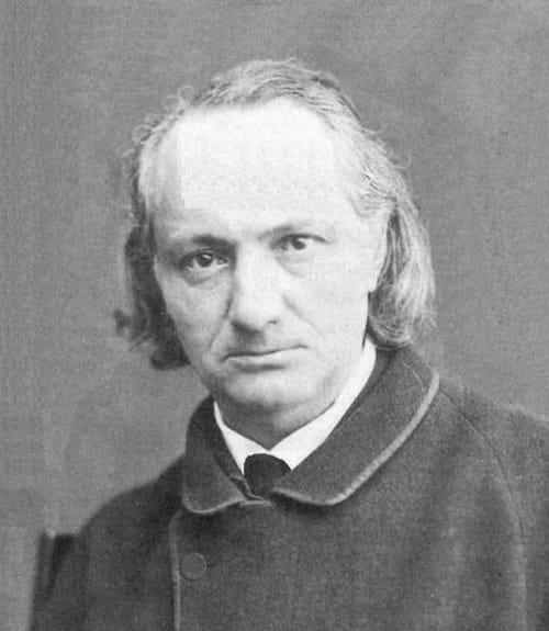 31 août 1867: Décès de Charles Baudelaire