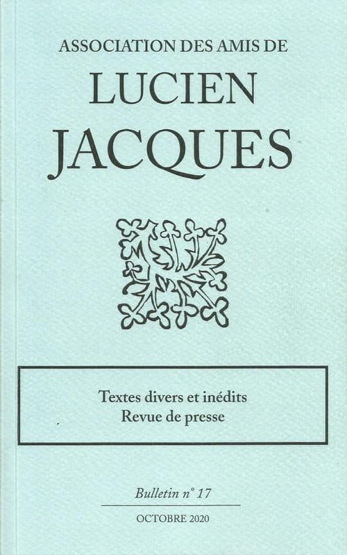 Lucien Jacques dans l'arche de Jacky