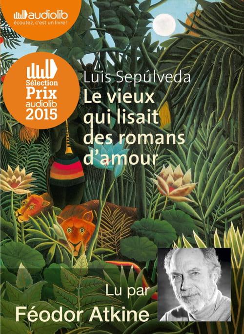 """""""Le vieux qui lisait des romans d'amour"""" lu par Féodor Atkine"""