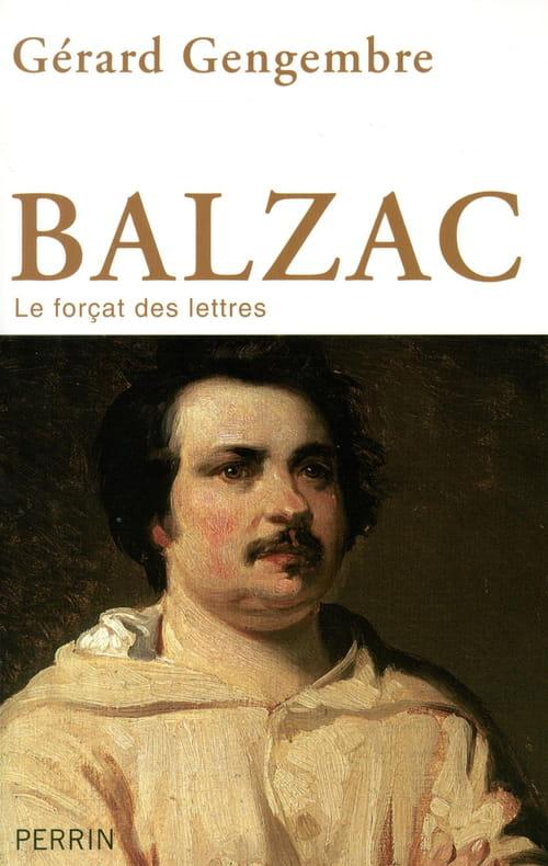 Balzac, premier personnage balzacien