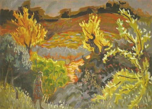 Henri Pertus, peintre admirable !