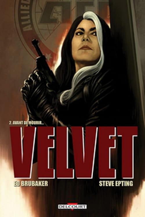 Velvet, tome 2 – Avant de mourir…
