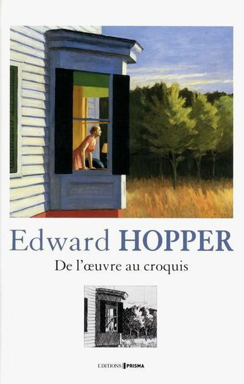 Edward Hopper, de l'œuvre au croquis ou le jeu des mémoires à quatre mains.