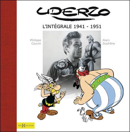 Uderzo l'Intégrale I : 1941-1951