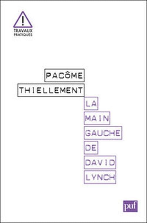 """""""La Main gauche de David Lynch"""", essai prétentieux et péremptoire qui éloigne l'auteur de son sujet"""