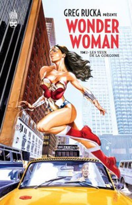 Greg Rucka présente Wonder Woman, tome 2 – Les Yeux de la Gorgone
