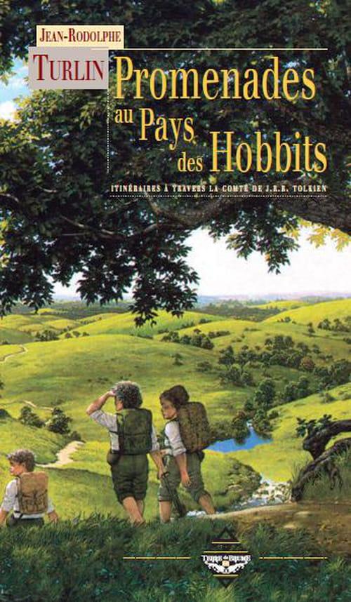 Jean-Rodolphe Turlin propose avec Promenades au pays des Hobbits une découverte du monde de Tolkien