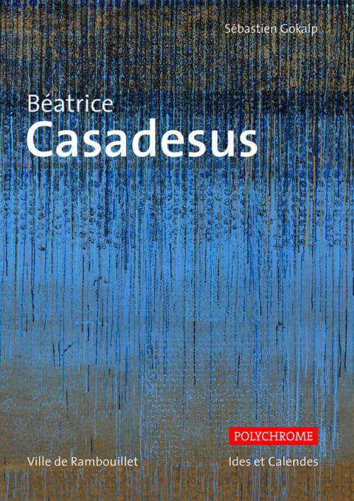 Béatrice Casadesus dans la légèreté de la peinture révélée