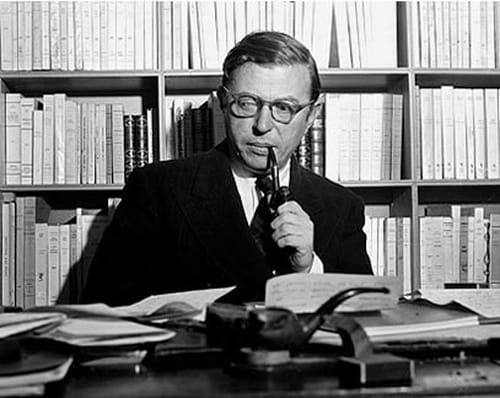 Jean-Paul Sartre : Biographie