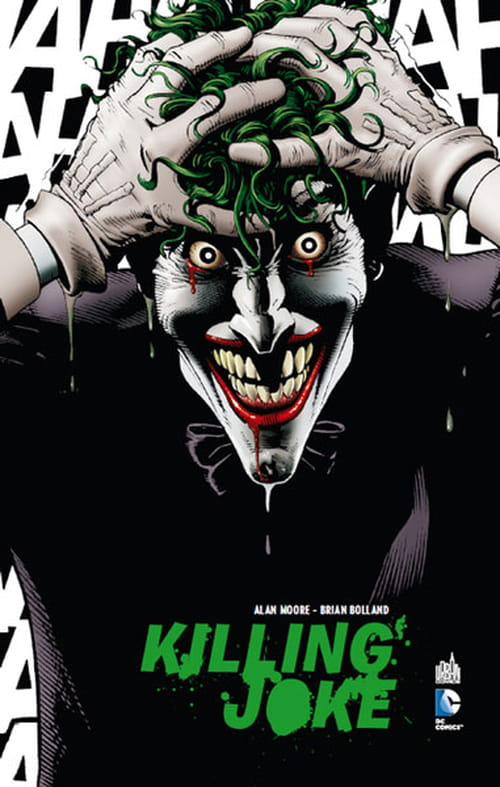 """""""Killing joke"""", c'est deux mecs dans un asile de fous..."""