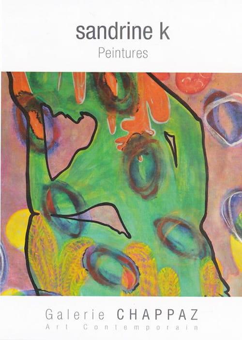 Sandrine K : Couleurs et volumes