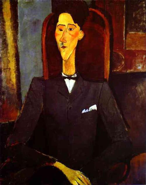 Jean Cocteau. Extrait de : Paris suivi de Notes sur l'amour
