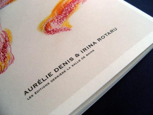 Le cours insensé de la race humaine : Aurélie Denis et Irina Rotaru