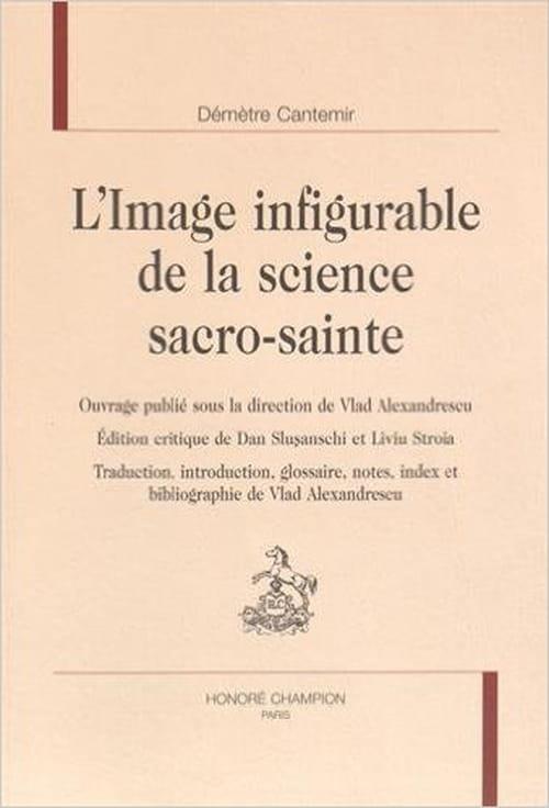 L'Image infigurable de la science sacro-sainte