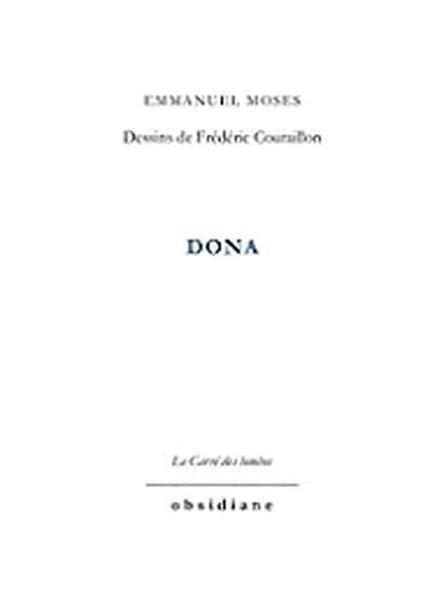 Emmanuel Moses : le poète et son modèle