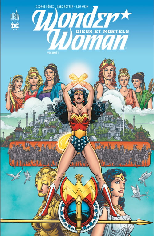 Wonder Woman – Dieux et mortels, tome 1