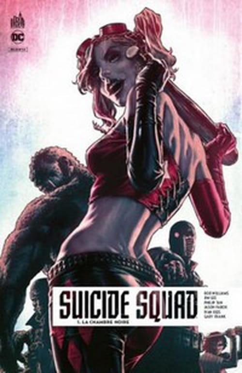 Suicide Squad Rebirth, tome 1 – La Chambre noire