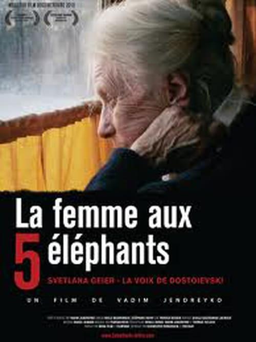 LA FEMME AUX 5 ELEPHANTS, un film de Vadim Jendreyko sur une grande traductrice et sur la traduction