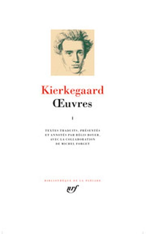 Les mille et un visages de Kierkegaard