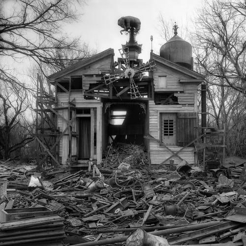 Après l'apocalypse: Jim Kazanjian