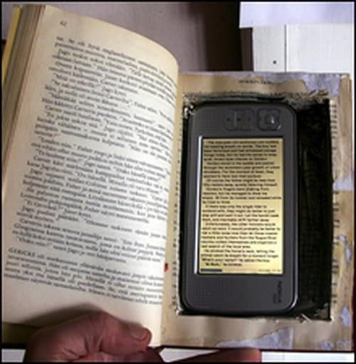 Mais avec quel livre ? Électrique, électronique, numérique ?