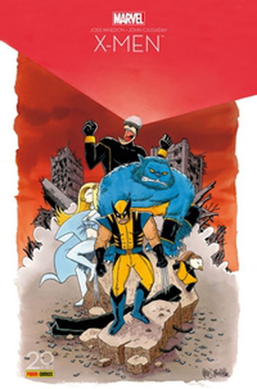 Astonishing X-Men - Édition 20 ans : Surdoués