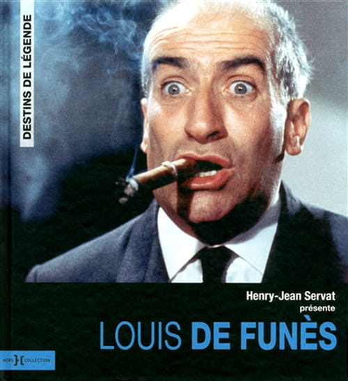 Louis de Funès, destin de légende