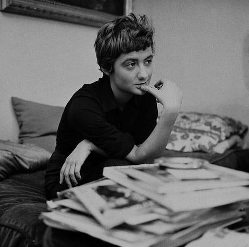 24 septembre 2004 : décès de Françoise Sagan