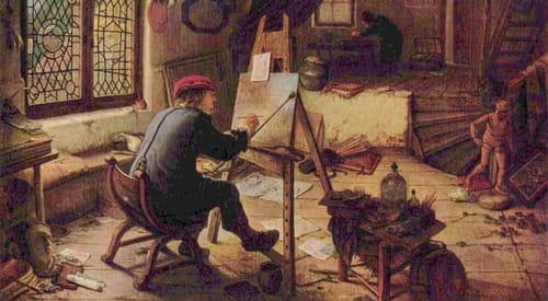 Le Chef-d'œuvre inconnu, de Balzac : Résumé