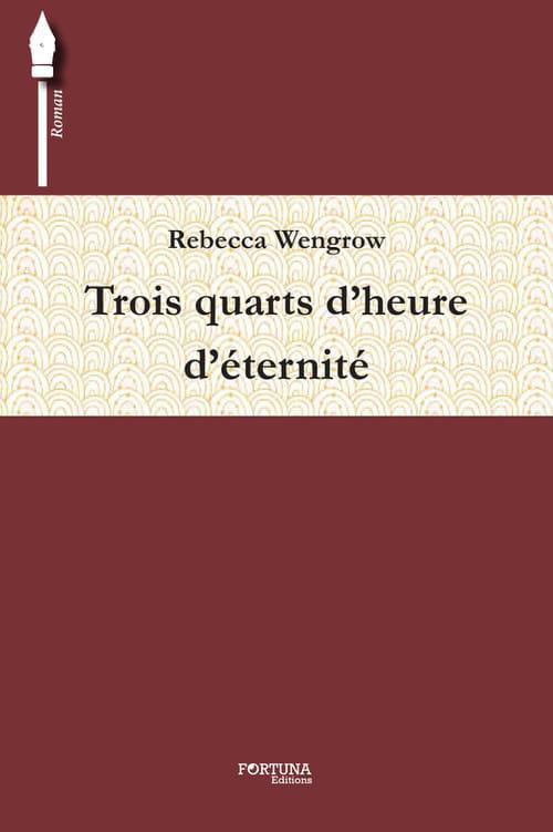 L'éternité selon Rebecca Wengrow