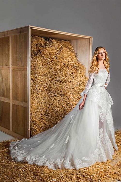 فساتين زفاف زهير مراد 829546