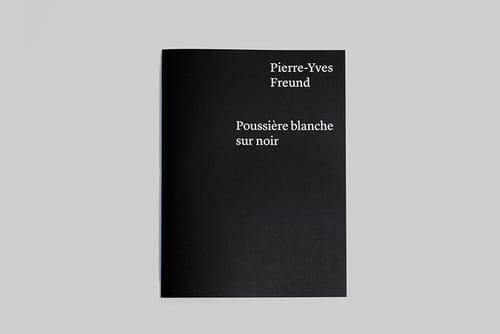 Les mises en espace de Pierre-Yves Freund
