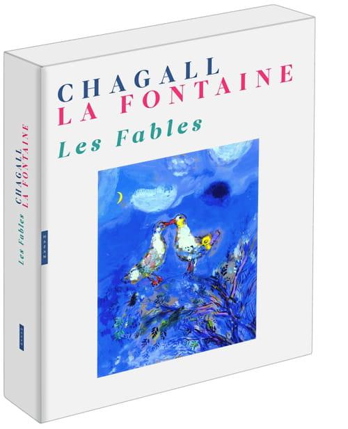 La Fontaine et Chagall, des mots et des couleurs