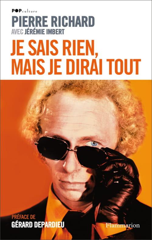 Pierre Richard, Le grand blond en arrière