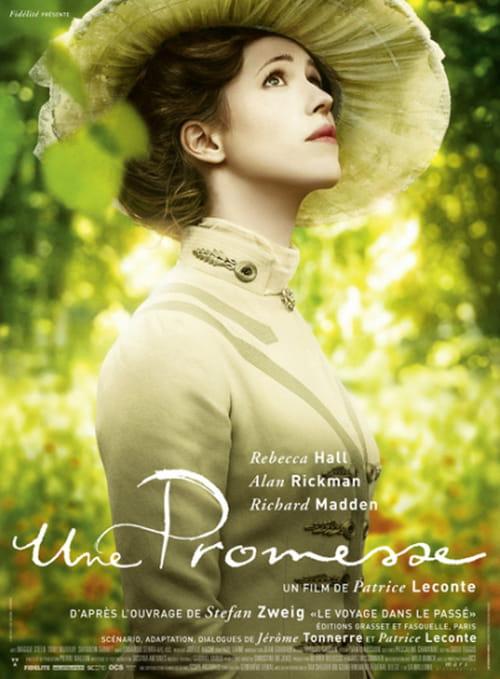 """Entretien avec Patrice Leconte sur son film """"Une Promesse"""", adaptation de la nouvelle de Stefan Zweig """"le Voyage dans le passé"""""""