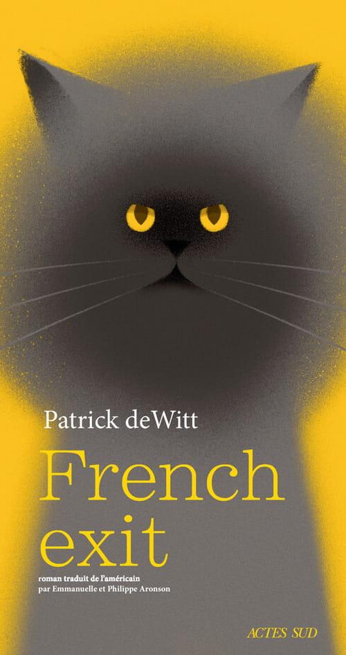 Patrick Dewitt, le chat n'en fait qu'à sa tête