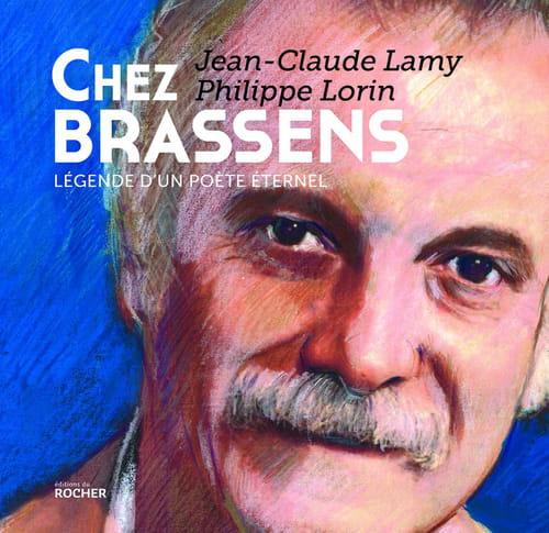 Chez Brassens, avec Jean-Claude Lamy et Philippe Lorin