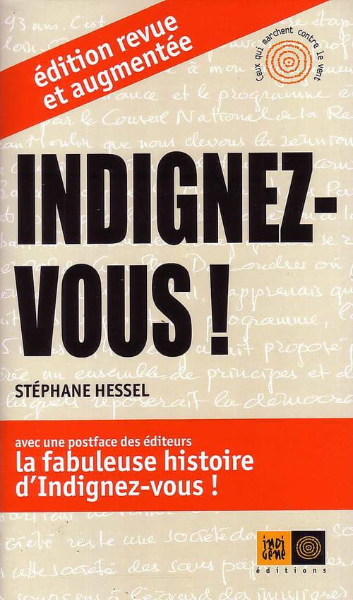 Stéphane Hessel, Indignez-vous ! : La guerre des mots