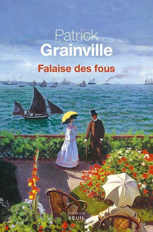 Patrick Grainville : d'Étretat à l'Académie française