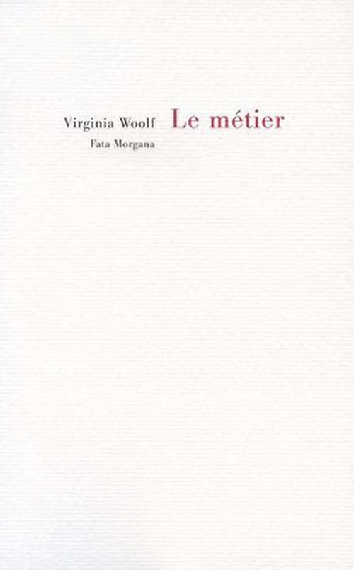 Virginia Woolf dans la forêt des mots