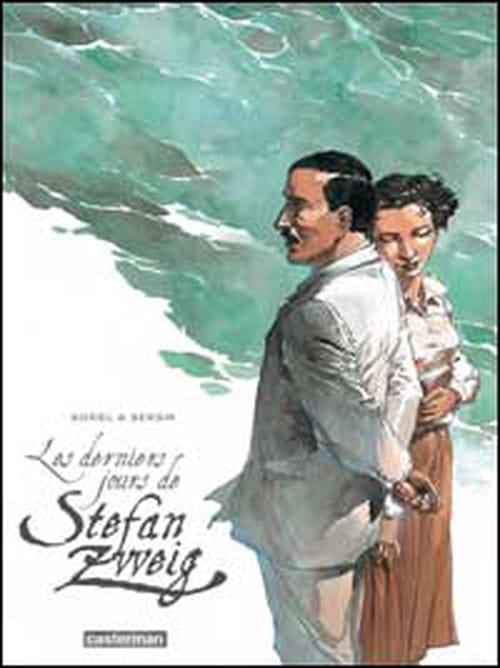 """Laurent Seksik & Guillaume Sorel, """"Les derniers jours de Stefan Zweig"""""""