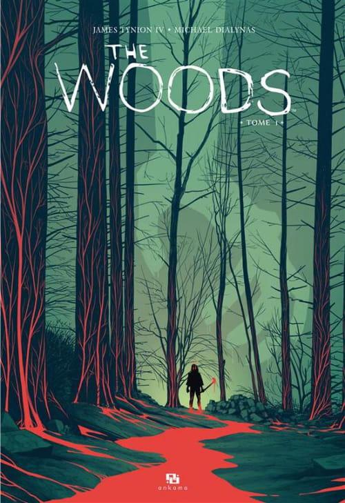 """""""The Woods"""" un teen survival horror"""