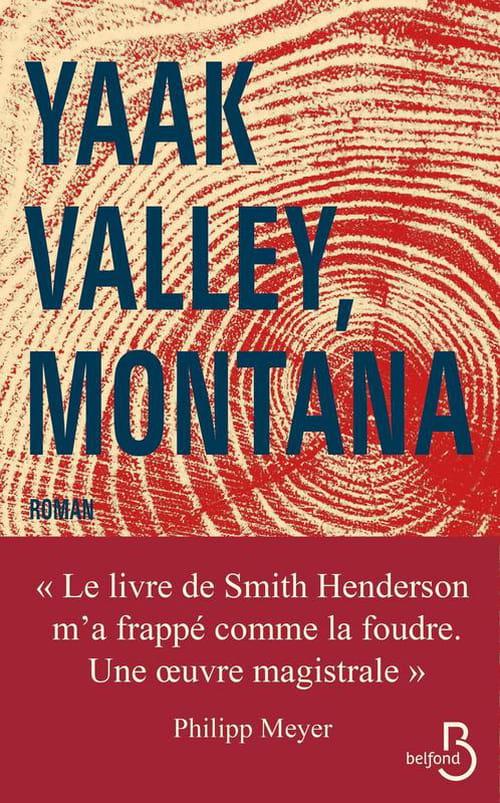 """""""Yaak Valley Montana"""", Sombre et lumineux, violent et tendre"""