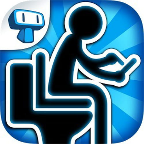 toilet time jeu de toilette android