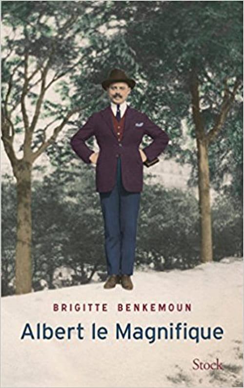 « Je t'ai aimé chaque jour davantage » : Albert Le Magnifique, un roman de Brigitte Benkemoun