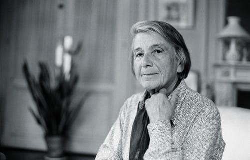 19 octobre 1999 : Décès de Nathalie Sarraute